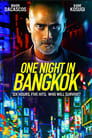 One Night in Bangkok (2020) Hindi Dubbed