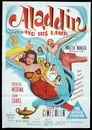 Poster for Aladdin and His Lamp