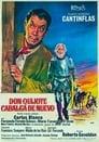 Poster for Don Quijote cabalga de nuevo