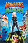 Poster for Monsters vs Aliens