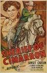 Poster for Sheriff of Cimarron
