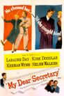 Poster for My Dear Secretary