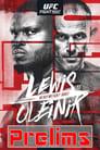 UFC Fight Night 174: Lewis vs. Oleinik – Prelims