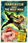 Франкенштейн зустрічає Людину-вовка