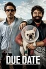 Poster for Due Date