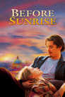 Poster for Before Sunrise