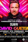 مترجم أونلاين و تحميل David Guetta | United at Home – Fundraising Live from Dubai 2021 مشاهدة فيلم