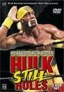 Poster for WWE: Hollywood Hulk Hogan - Hulk Still Rules