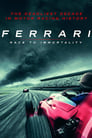 Poster for Ferrari: Race to Immortality