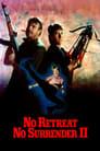 Assistir ⚡ No Retreat, No Surrender 2: Raging Thunder (1987) Online Filme Completo Legendado Em PORTUGUÊS HD