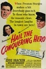 Poster for Hail the Conquering Hero