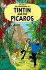 Poster for Les aventures de Tintin 21: Tintin et les Picaros