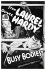 Poster for Busy Bodies