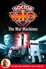 Poster for Doctor Who: The War Machines