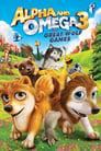 Alpha And Omega 3: The Great Wolf Games (2014) Volledige Film Kijken Online Gratis Belgie Ondertitel