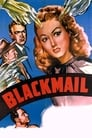 Poster for Blackmail