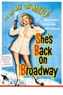 She's Back on Broadway (1953) Movie Reviews