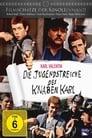 Poster for Die Jugendstreiche des Knaben Karl