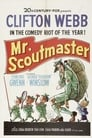 Poster for Mister Scoutmaster