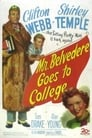 Poster for Mr. Belvedere Goes to College