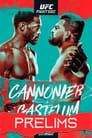 مترجم أونلاين و تحميل UFC on ESPN 29: Cannonier vs. Gastelum – Prelims 2021 مشاهدة فيلم