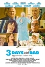 Poster for 3 Days with Dad