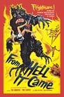 Poster for From Hell It Came