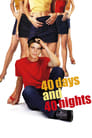 Poster for 40 Days and 40 Nights