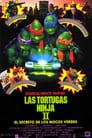 Tortugas del mutante adolescentes Ninja II el secreto del lodo