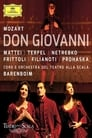 Poster for Mozart Don Giovanni