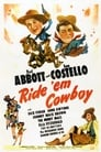 Poster for Ride 'Em Cowboy