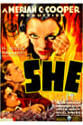Poster for She
