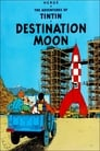 Poster for Les aventures de Tintin 14: Objectif Lune