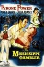 Poster for The Mississippi Gambler