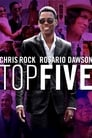 Top Five (2014) Movie Reviews