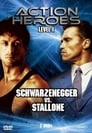 Poster for Hollywood Rivals - Sylvester Stallone Vs Arnold Schwarzenegger
