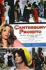 Poster for Canterbury proibito