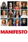 Poster for Manifesto