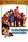 Poster for Os Vagabundos Trapalhões
