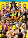 Poster for WWE: 30 Years of SummerSlam