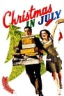 Poster for Christmas in July