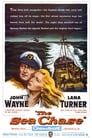Poster for The Sea Chase