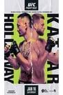 UFC on ABC 1: Holloway vs. Kattar (2021)