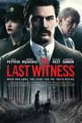 A Última Testemunha poster