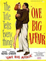Poster for One Big Affair