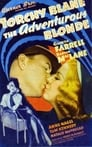 Poster for The Adventurous Blonde