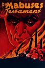 Dr. Mabuse'nin Vasiyeti