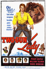 Poster for Two-Gun Lady