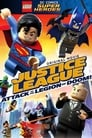Poster for Lego DC Comics Super Heroes: Justice League  Attack of the Legion of Doom!