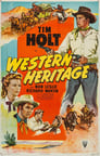 Poster for Western Heritage